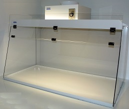 Ducted Exhaust hoods_Clear view