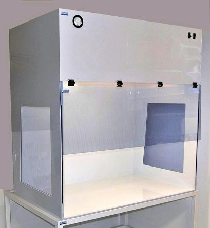Economic Polypropylene Vertical Laminar Flow Hoods