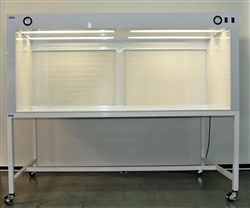 Six-feet horizontal laminar flow hood