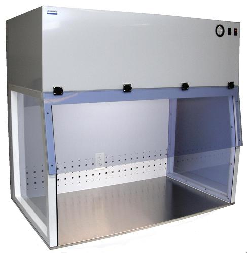 Benchtop Vertical Laminar Flow Hoods- Air Recirculation